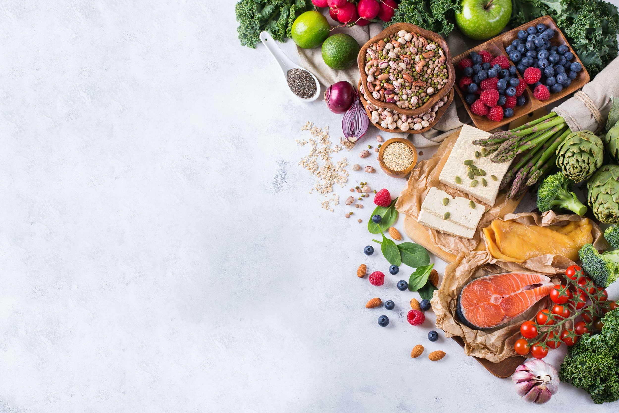 Una buena alimentación también es una alimentación sin mitos