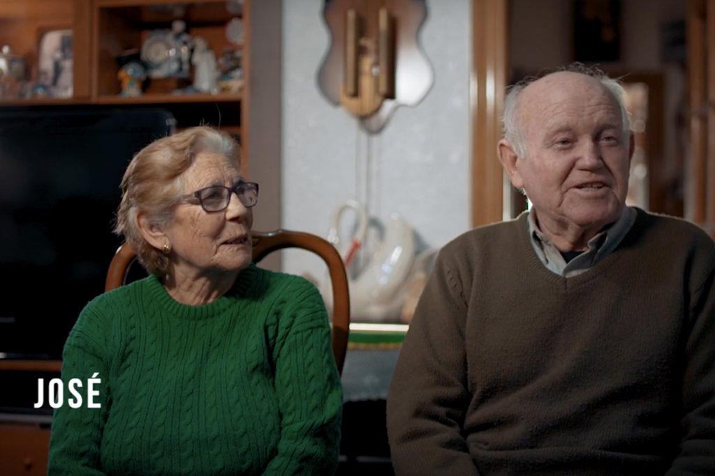 Mari Carmen y José