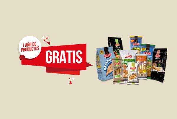 1 año de productos Velarte GRATIS
