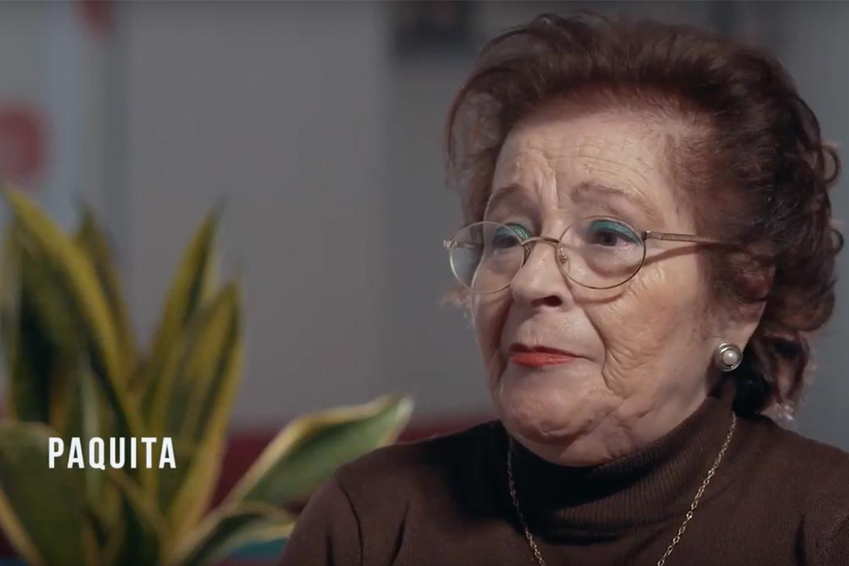 paquita 50 años