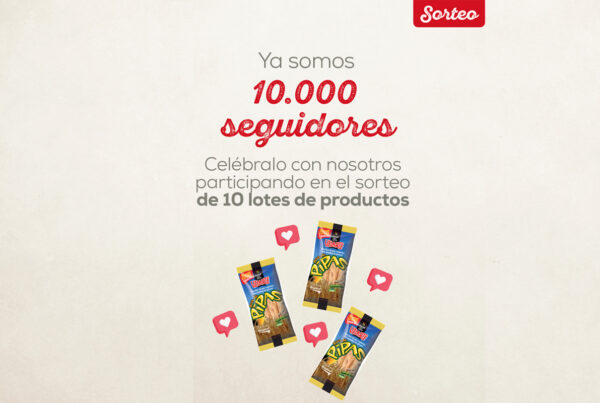 sorteo instagram 10.000 seguidores
