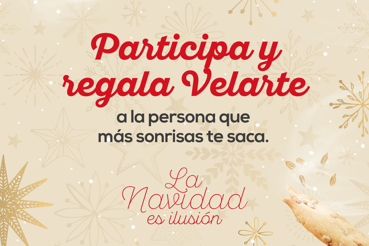 Sorteo regala Velarte