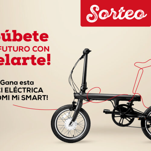 Sorteo Bici Eléctrica