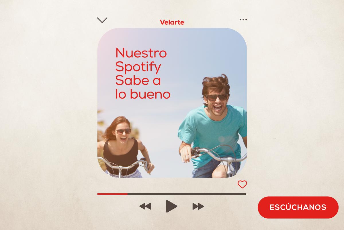 Spotify sabe a lo bueno
